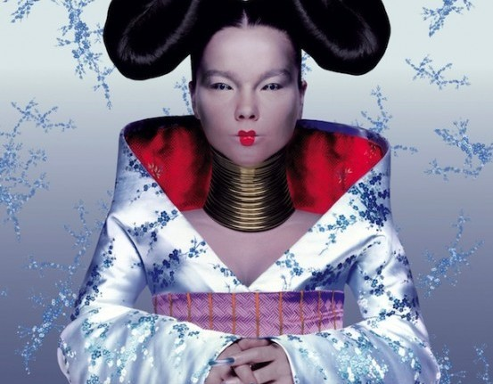 Björk: when music meets fashion and contemporary art