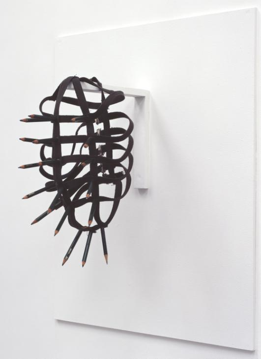 Pencil Mask 1972 Rebecca Horn born 1944 Purchased with assistance from Tate Members 2002 http://www.tate.org.uk/art/work/T07847
